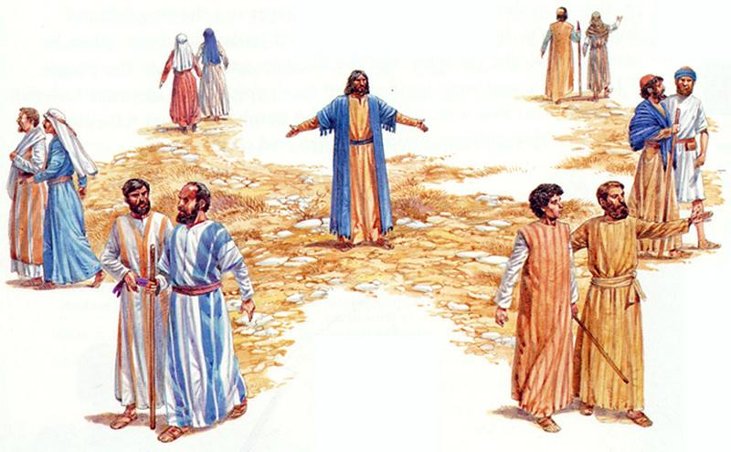 Người đưa tin của Chúa Giêsu