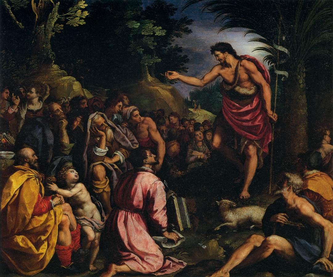 Học hỏi Phúc Âm: Chúa Nhật 2 Mùa Vọng Năm A