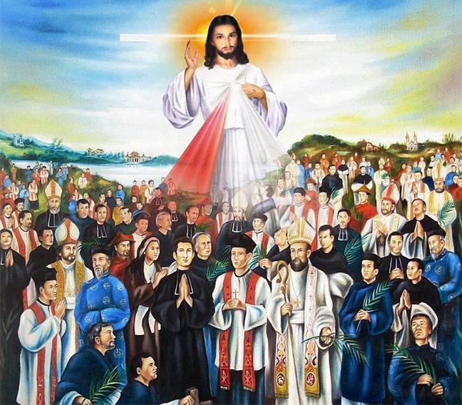 Không thuộc về thế gian (15.11.2020 – Chúa Nhật 33 TN - Các Thánh Tử Đạo Việt Nam)
