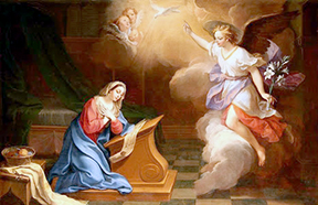 Tôi là nữ tì của Chúa (22.8.2020– Thứ Bảy - Đức Maria Nữ vương)