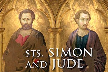 Gọi và chọn (28.10.2020 – Thứ Tư - Thánh Simon và Thánh Giuđa, Tông đồ.