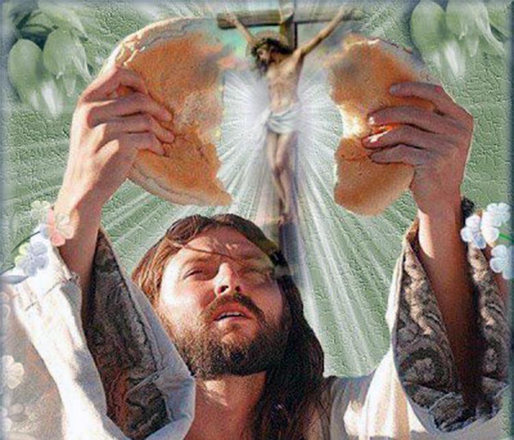 Bánh ban sự sống cho thế giới (20.4.2021 – Thứ Ba Tuần 3 Phục Sinh)