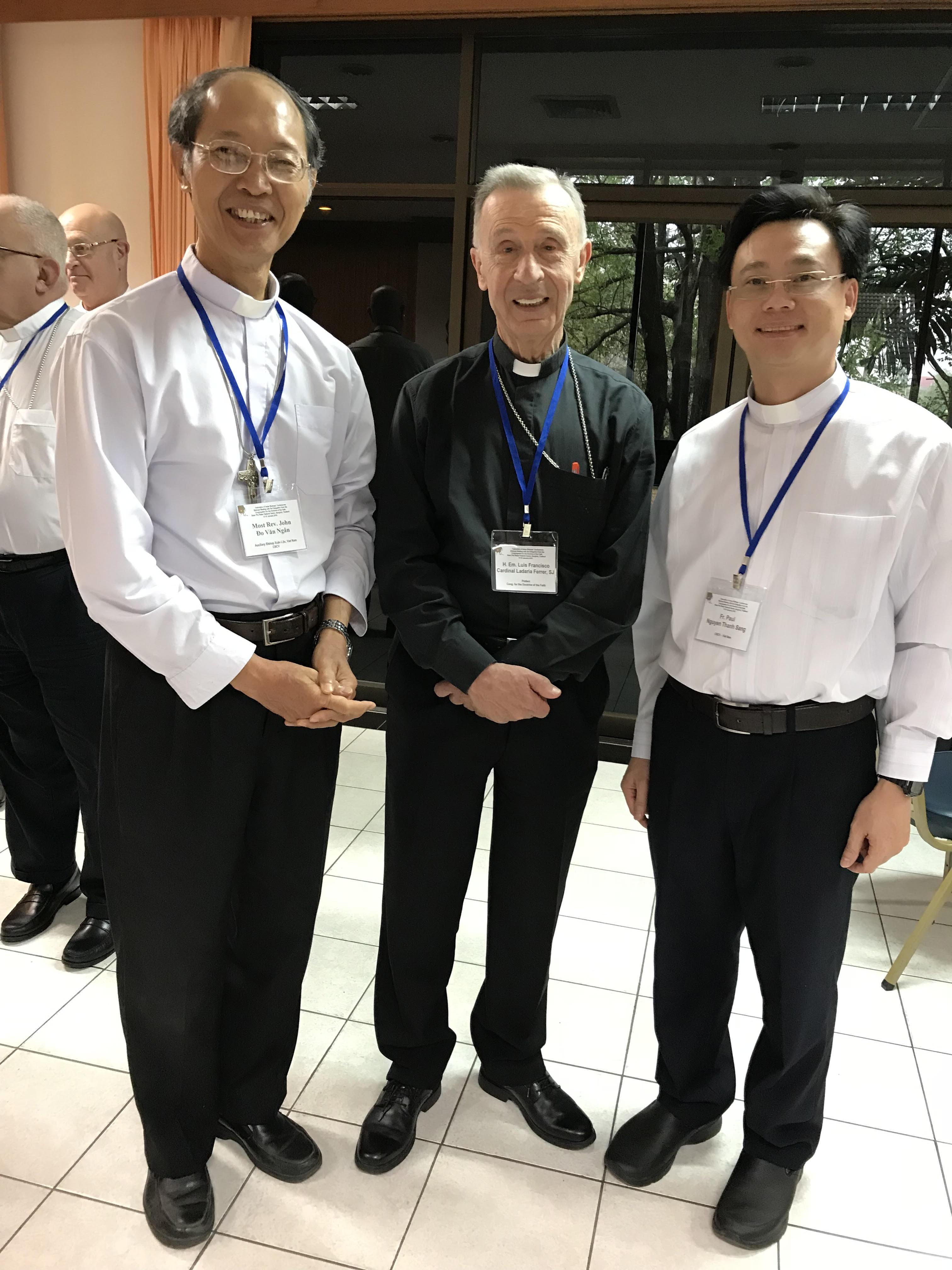 Tường trình về Hội nghị các Chủ tịch Ủy ban Giáo lý Đức tin (15-18/01/2019)