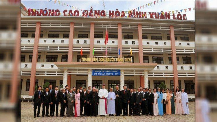 Vatican News phỏng vấn cha Giuse Nguyễn Văn Uy