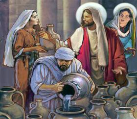 Họ hết rượu rồi (11.02.2020 – Lễ Đức Mẹ Lộ Đức)