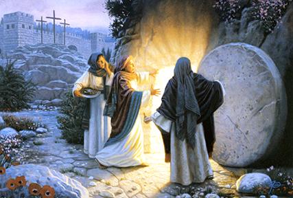 Mặt Trời đã mọc (03.4.2021 – Thứ Bảy Tuần Thánh, Đêm Vọng Phục Sinh)