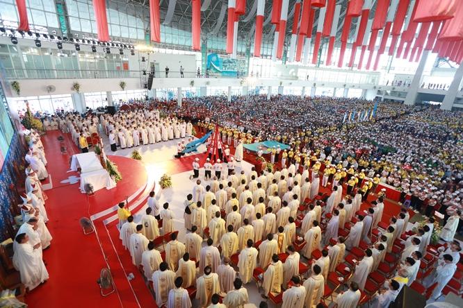 Đại hội Giới trẻ Giáo tỉnh Hà Nội lần thứ 16