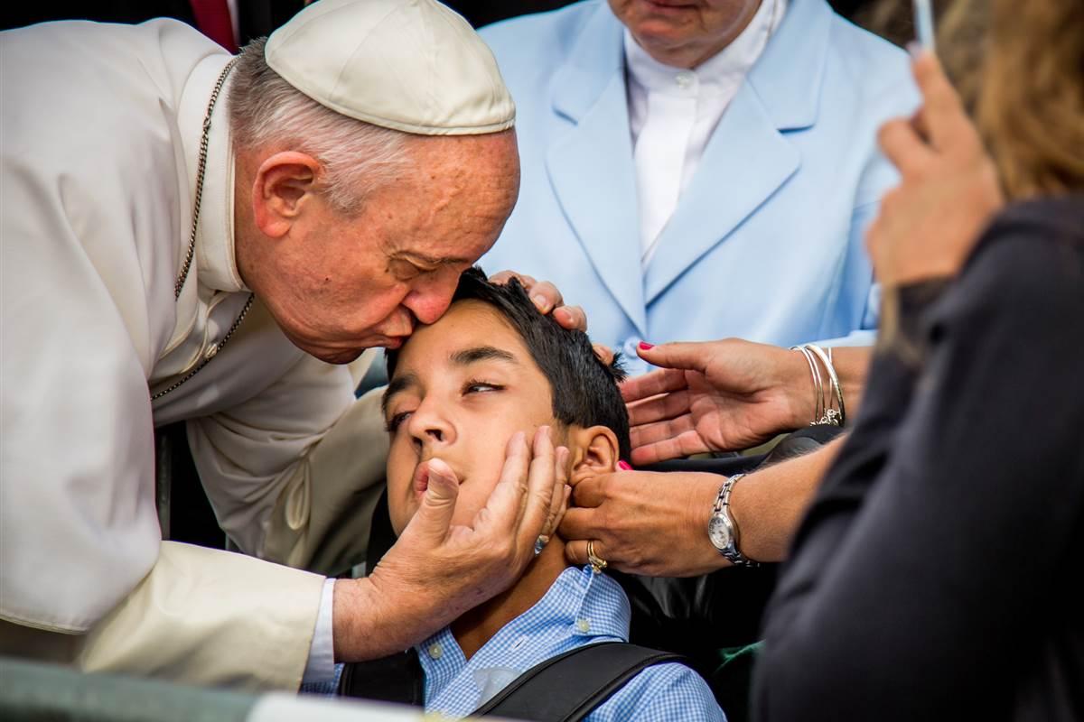 Sứ Điệp Đức Thánh Cha Ngày Thế Giới các bệnh nhân XXVI