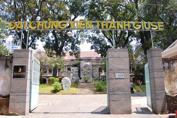 Đại Chủng Viện Thánh Giuse Sài Gòn khai giảng năm học mới _Gm Phêrô Nguyễn Văn Khảm