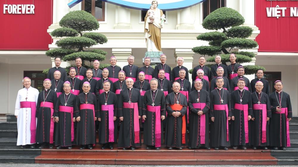 Thư Mục vụ Hội đồng Giám mục Việt nam gửi Cộng đồng Dân Chúa sau Hội nghị thường niên kỳ II/2017