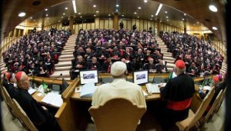 Tài liệu làm việc (Instrumentum Laboris) của Đại hội Thường lệ thứ XIV của Thượng Hội đồng Giám mục