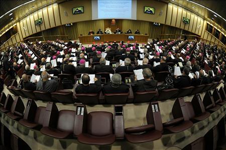 Tài liệu chuẩn bị cho Đại hội thường lệ lần thứ XIV Thượng Hội đồng Giám mục
