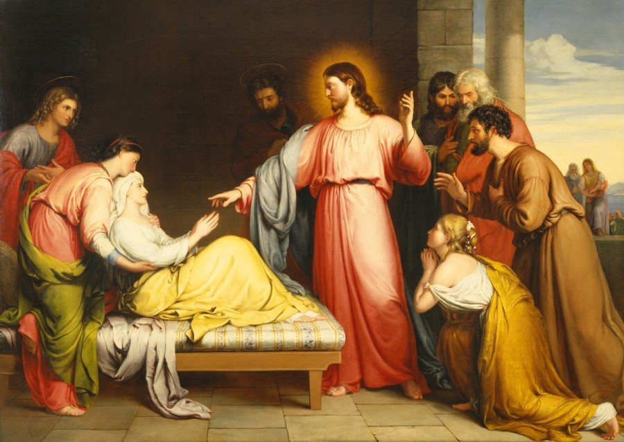 Bà vợ của thánh Phêrô