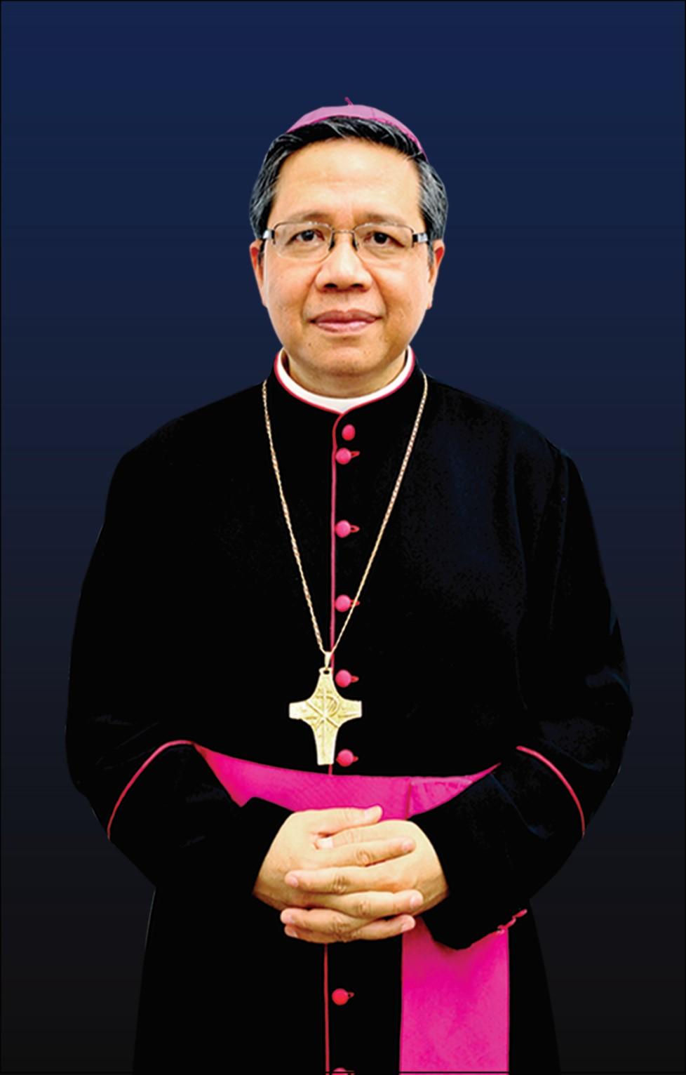 Đức Giáo hoàng Phanxicô đã bổ nhiệm Đức cha Giuse Đỗ Mạnh Hùng làm Giám mục giáo phận Phan Thiết.
