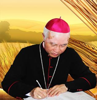 Đức Cha Giuse Đinh Đức Đạo: Thánh Giá và Lòng Thương Xót