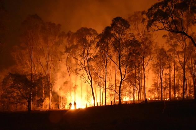 Giáo Hội Công giáo Úc ứng phó với thảm họa cháy rừng