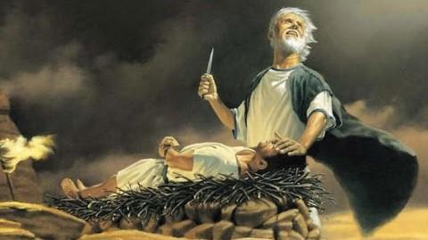 I-xa-ác, đứa con do Lời Hứa, món quà của Tình Yêu
