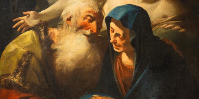 Liệu Chúa Giêsu có thấy mặt ông bà ngoại của Người trên trần gian