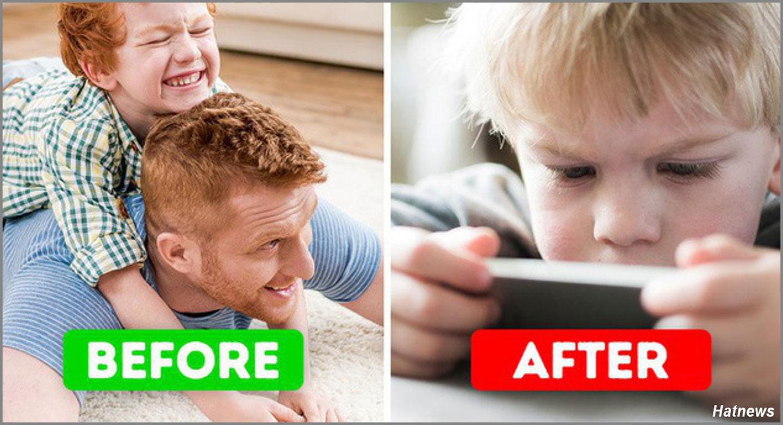 Mạng xã hội tấn công hạnh phúc gia đình