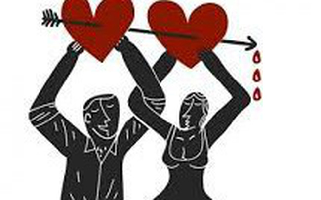 Mối liên hệ giữa tình yêu và đau khổ trong hôn nhân